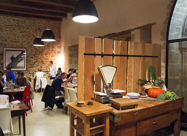 table du couvent Limoges restaurant