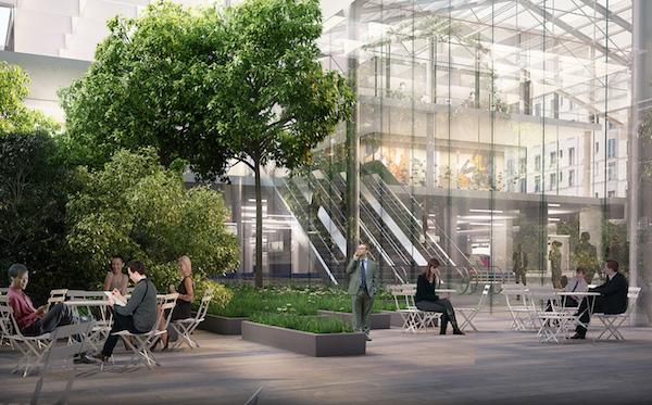 Projekt nieuwe Gare du Nord