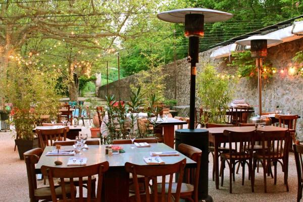 Restaurant in de Drome