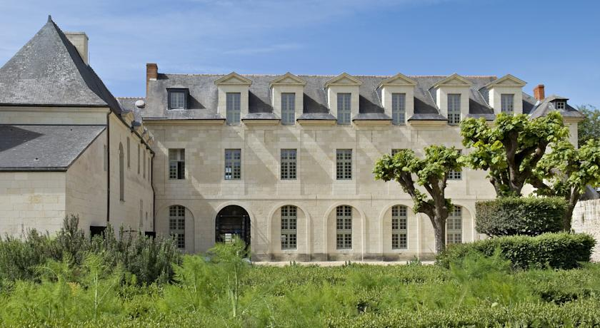 Abdij van Fontevraud in de Loirestreek