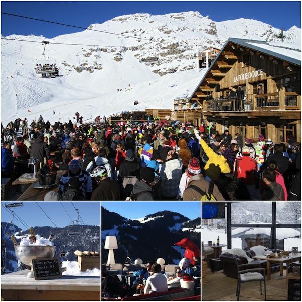 Apres-ski nieuwe stijl in Frankrijk