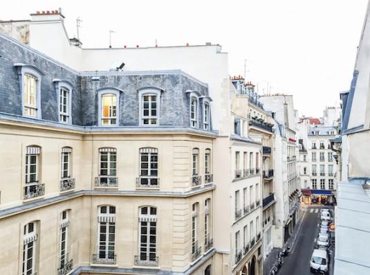 Hotel Odyssey Elegancia Parijs Uitzicht CCBinti Home