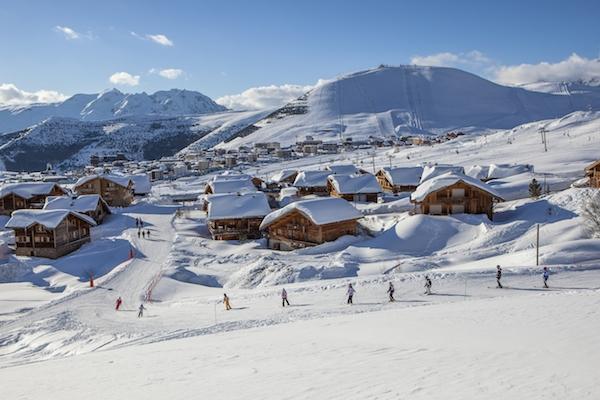 Kindvriendelijke skigebieden Franse Alpen