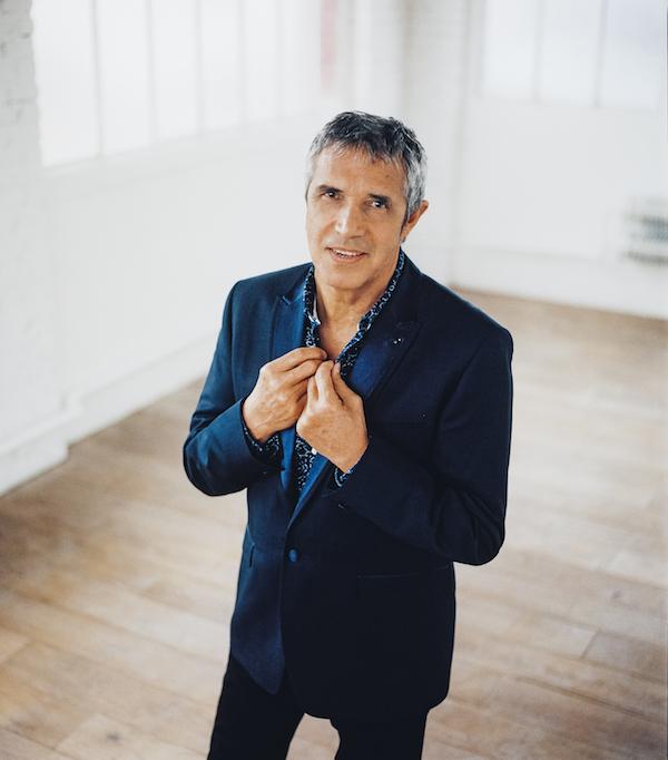 Julien Clerc in concert in Nederland 2018