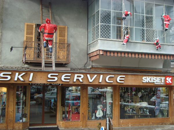 goedkoop ski's huren in Frankrijk