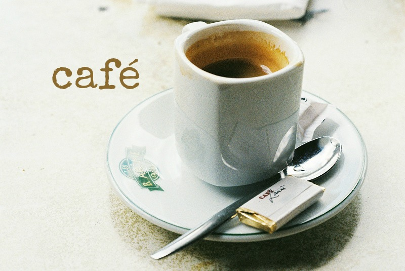café koffie Parijs