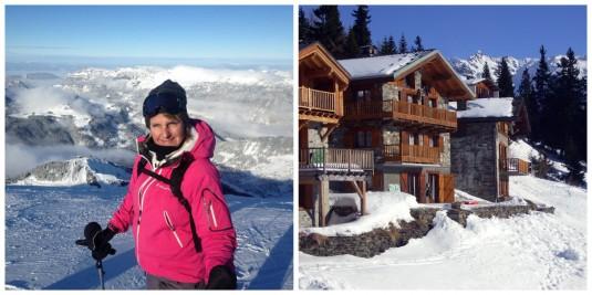 Waarom skiën in Frankrijk Josee