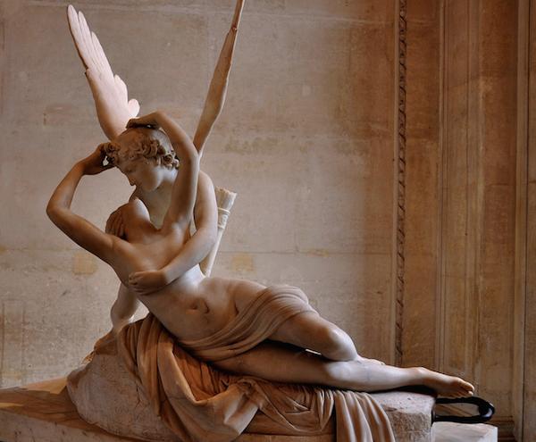 Louvre museum in Parijs zonder wachtrij
