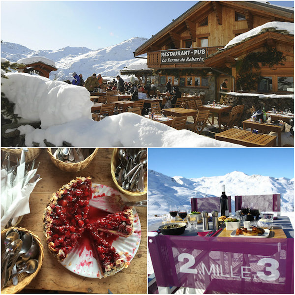 lunch-op-de-piste-franse-alpen