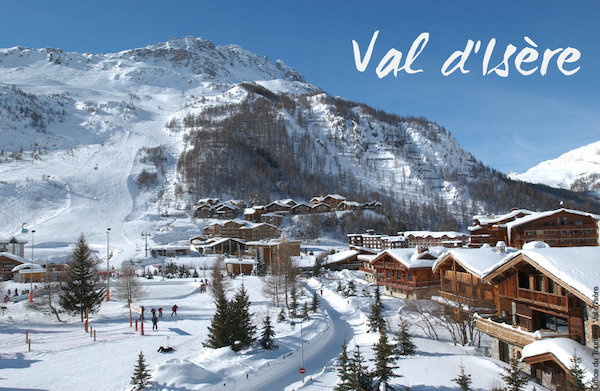 val d isere charmant skidorp