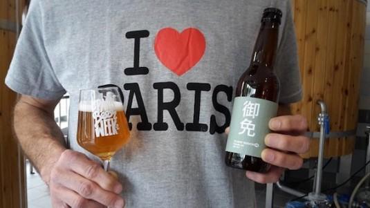 Bier uit Parijs