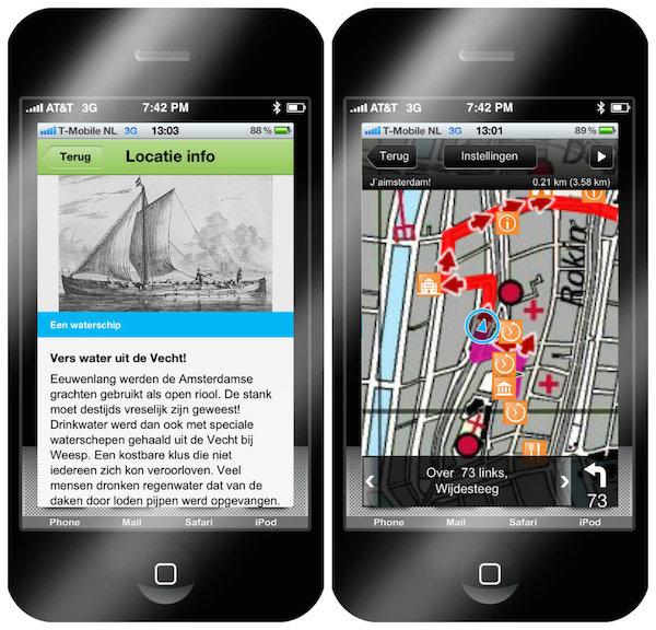 Frans-Amsterdam-stadswandeling-app