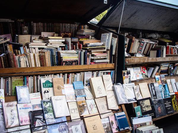 Parijs in de herst - rentree litteraire