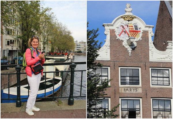 Piet Parijs wandeling Frans Amsterdam