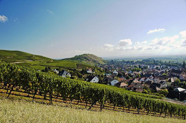 Mooiste dorpen van de Elzas Turckheim wijnroute wijndorpen