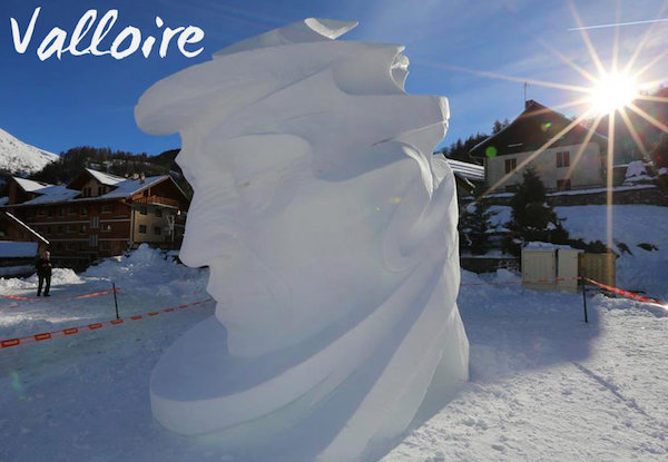 Valloire, charmant skidorp in de Franse Alpen
