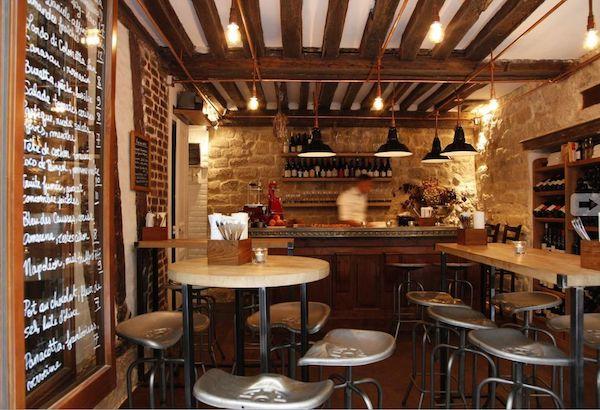 Wijnbars in Parijs