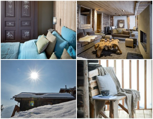 Chalet Nantailly Les Saisies