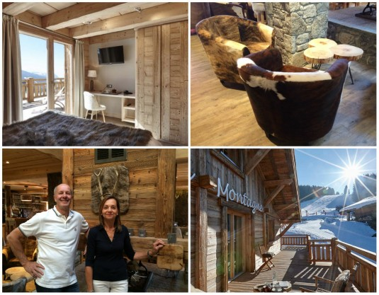 Le Chasse Montagne skihotel Les Gets