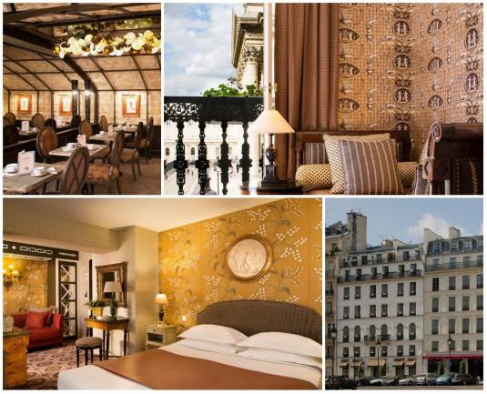Hotels Rive Gauche Quartier Latin Grandes Hommes