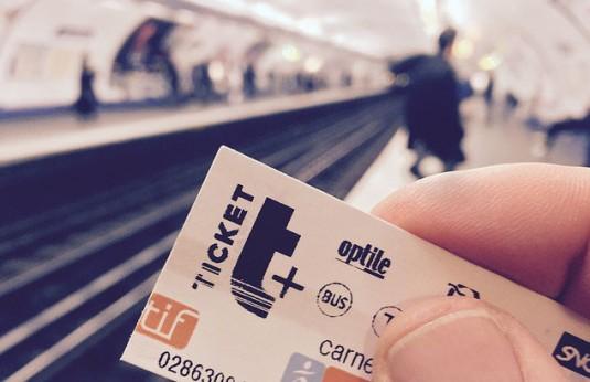 metrokaartje parijs goedkoopste optie