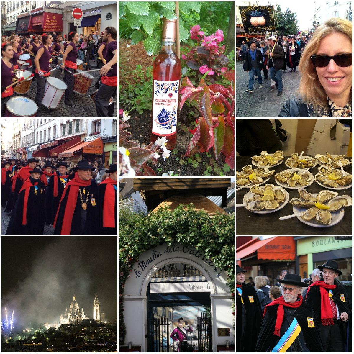 wijnfeest Montmartre