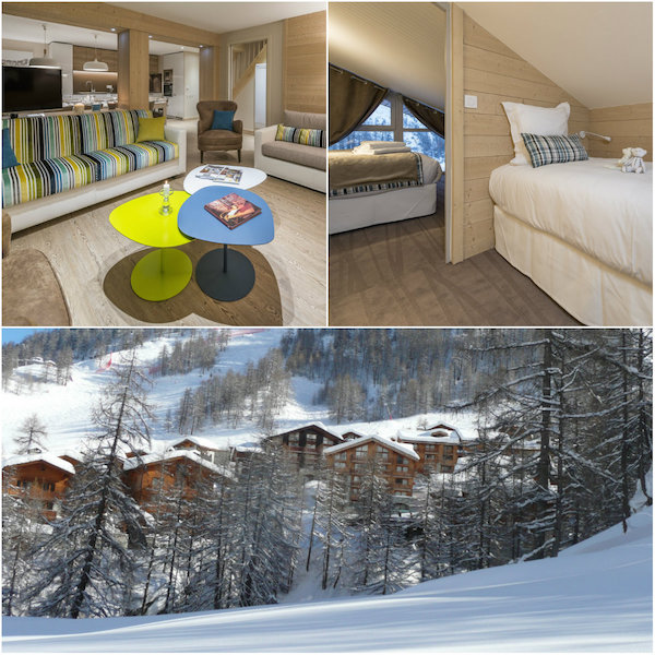 Résidence Jardin Alpin – Val d'Isère, skigebied Espace Killy