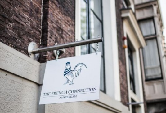 The French Connection nieuw Frans restaurant Amsterdam