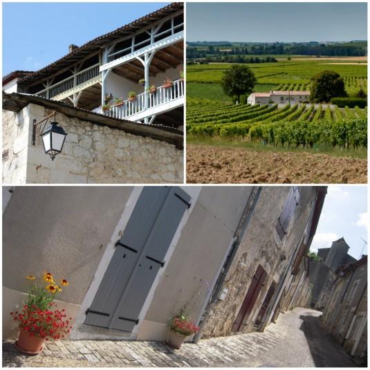 Charente vakantiestreken