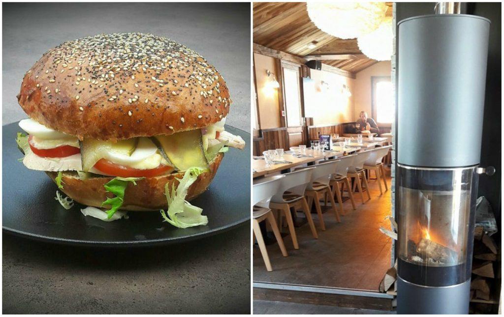 beste hamburger Franse Alpen Chatel