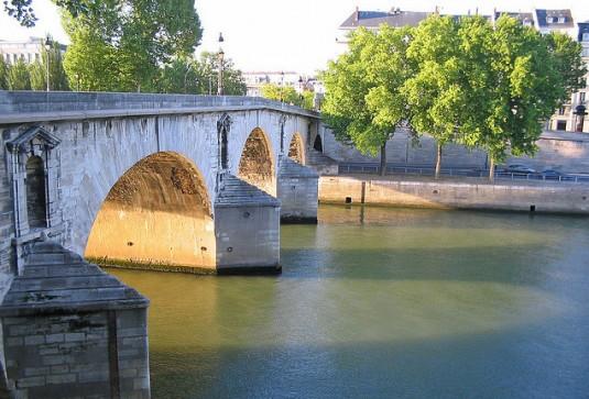 Pont Marie Parijs