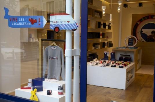 Le Slip français Montmartre winkel