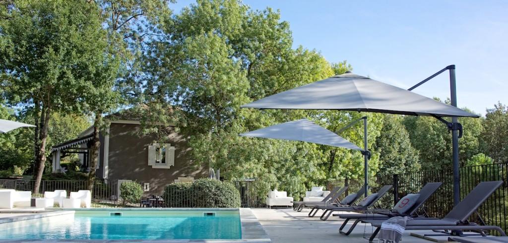 vakantie appartementen Bassiviere zwembad