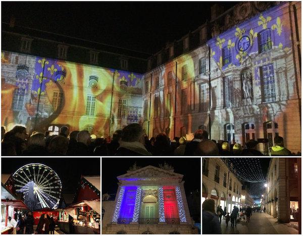 Dijon in December