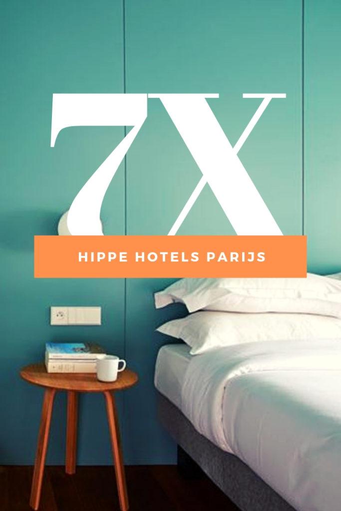 Hippe Hotels Parijs