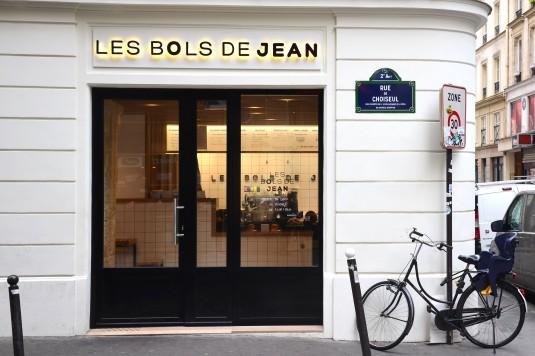 Les Bols de Jean lunchadres Parijs