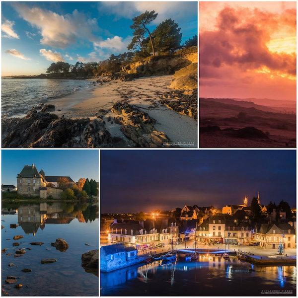 Spectaculaire beelden van Bretagne