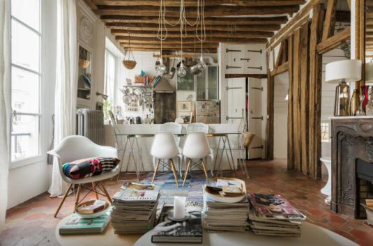 airbnb appartement parijs
