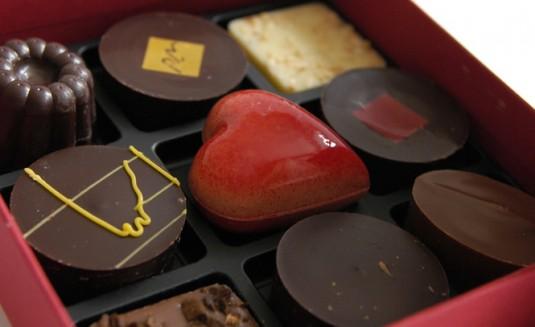 chocolats ou bonbons?