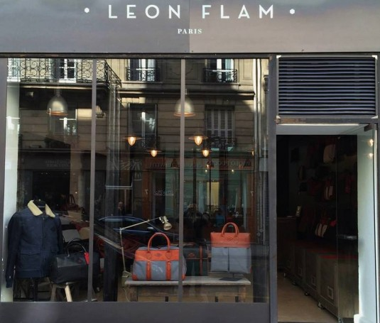 león flam winkels parijs