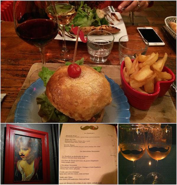 Restaurant in Chamonix