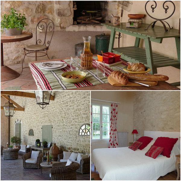 Vakantiehuizen Domaine des Clos Zuid Frankrijk