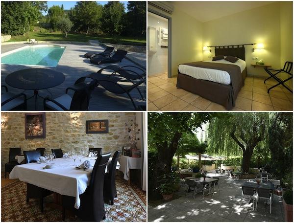 Hotel Relais de Vivarais – Viviers - Ardèche