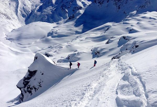 Skien in verse sneeuw met Top Ski