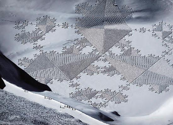 Sneeuwkunst-Simon-Beck-Snowart-Les Arcs