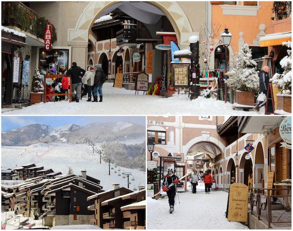 Valmorel een knus skidorp in Frankrijk