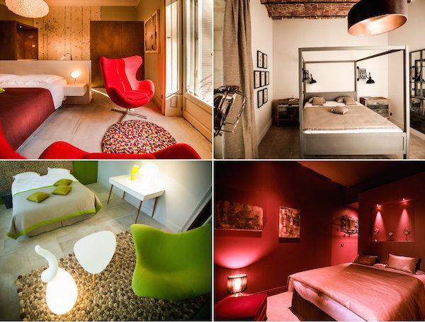 Kamers van Domaine de Biar Montpellier