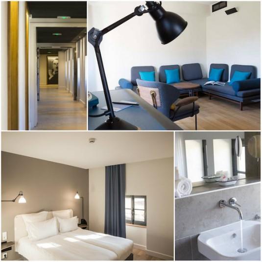 Fourviere hotel Lyon interieur