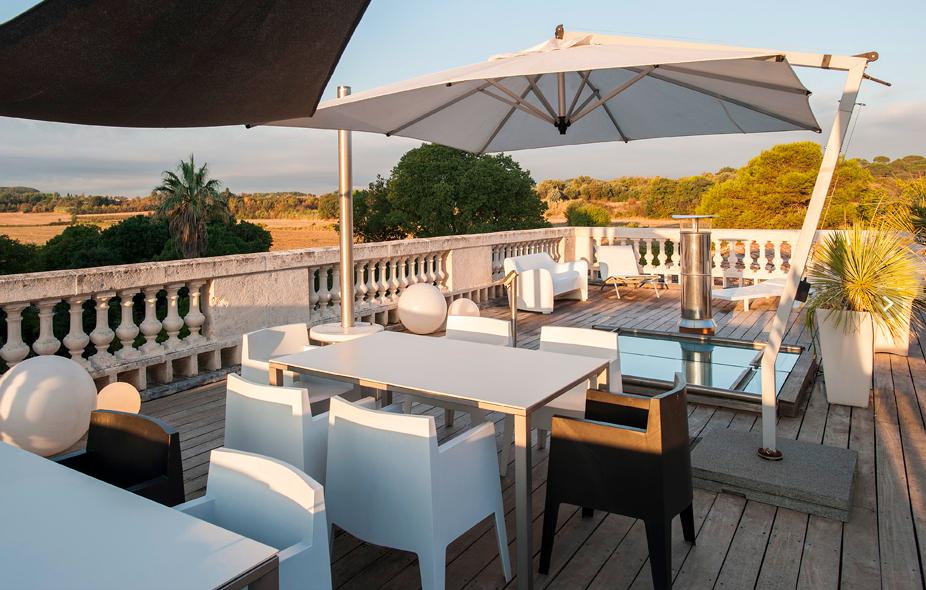 Domaine de Biar luxe mini-hotel montpellier