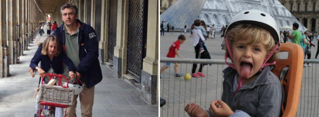 Kidstour Parijs met kinderen